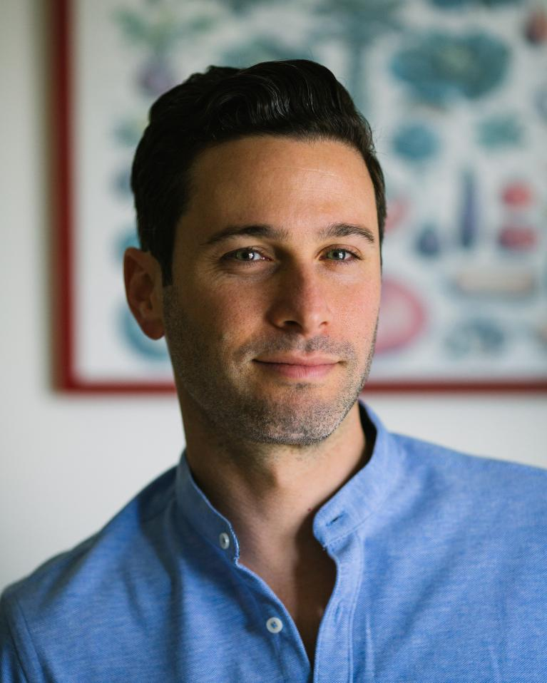 Dan Rosenbaum Headshot