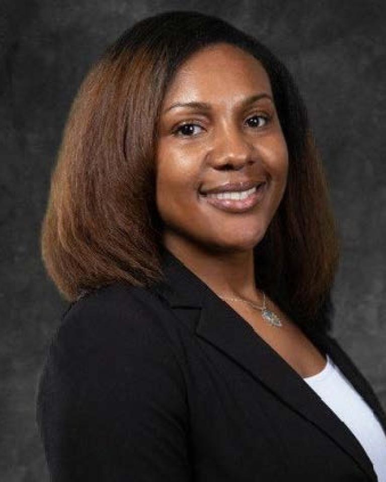 Tameka Jefferson Headshot