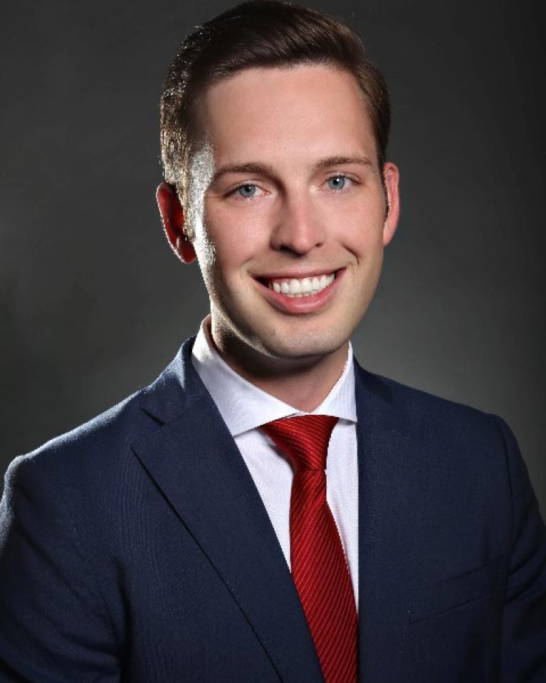 Nick Hentschel Headshot